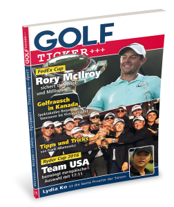 Golf Ticker Ausgabe November 2016